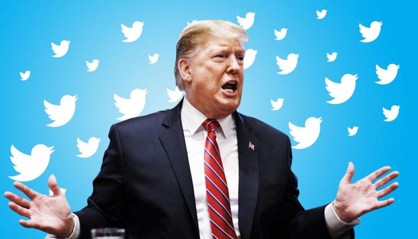 Twitter trump sospeso permanentemente