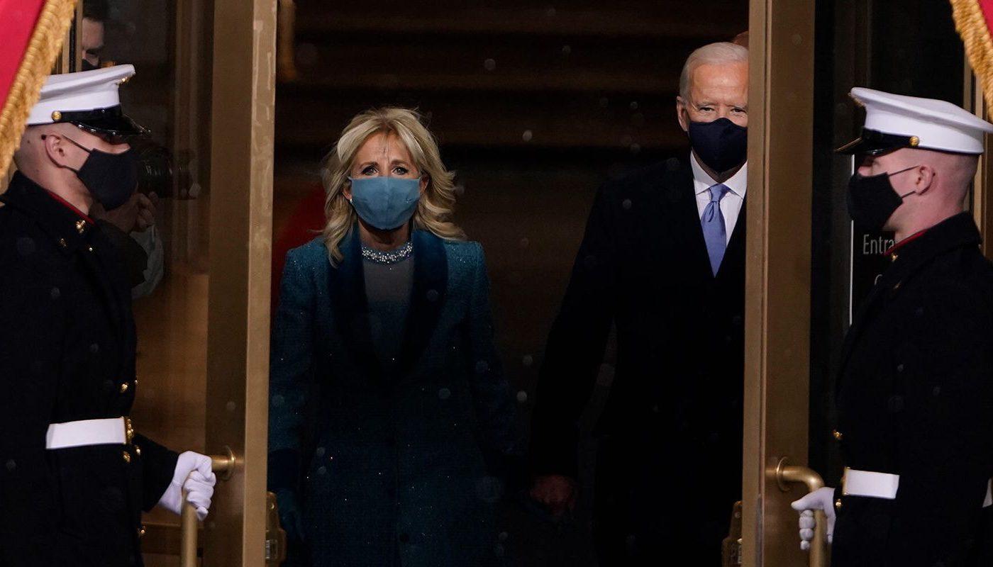 Discorso Joe Biden