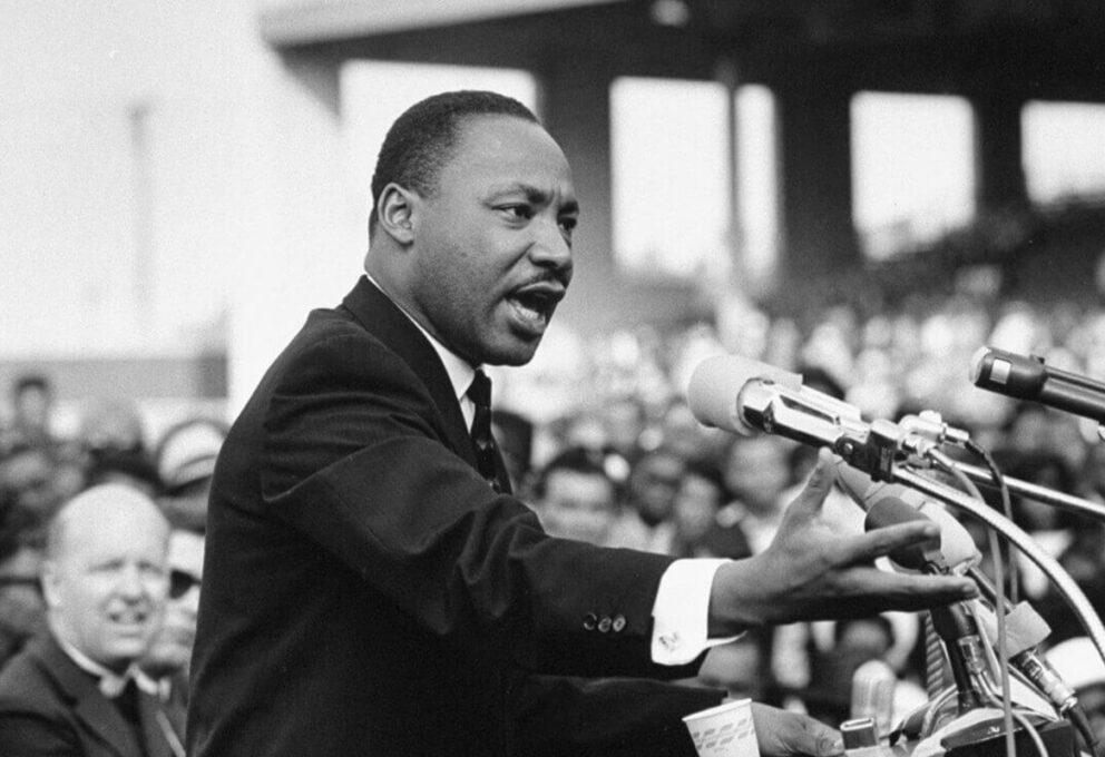 Nascita Martin Luther King JR: 15 gennaio 1929