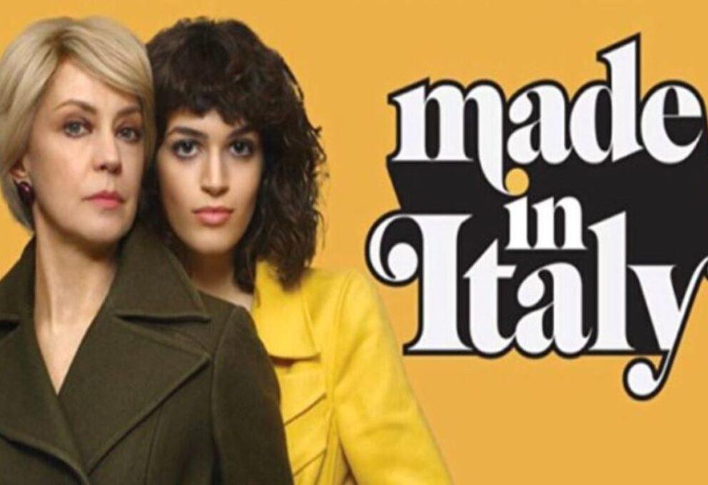 Made in Italy: su Canale 5 i grandi della moda italiana anni '70