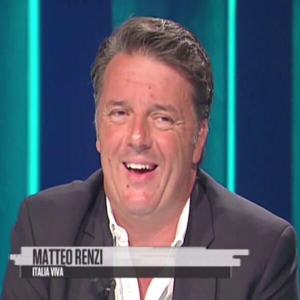 Cartabianca ospiti - Matteo Renzi nella puntata del 12 gennaio