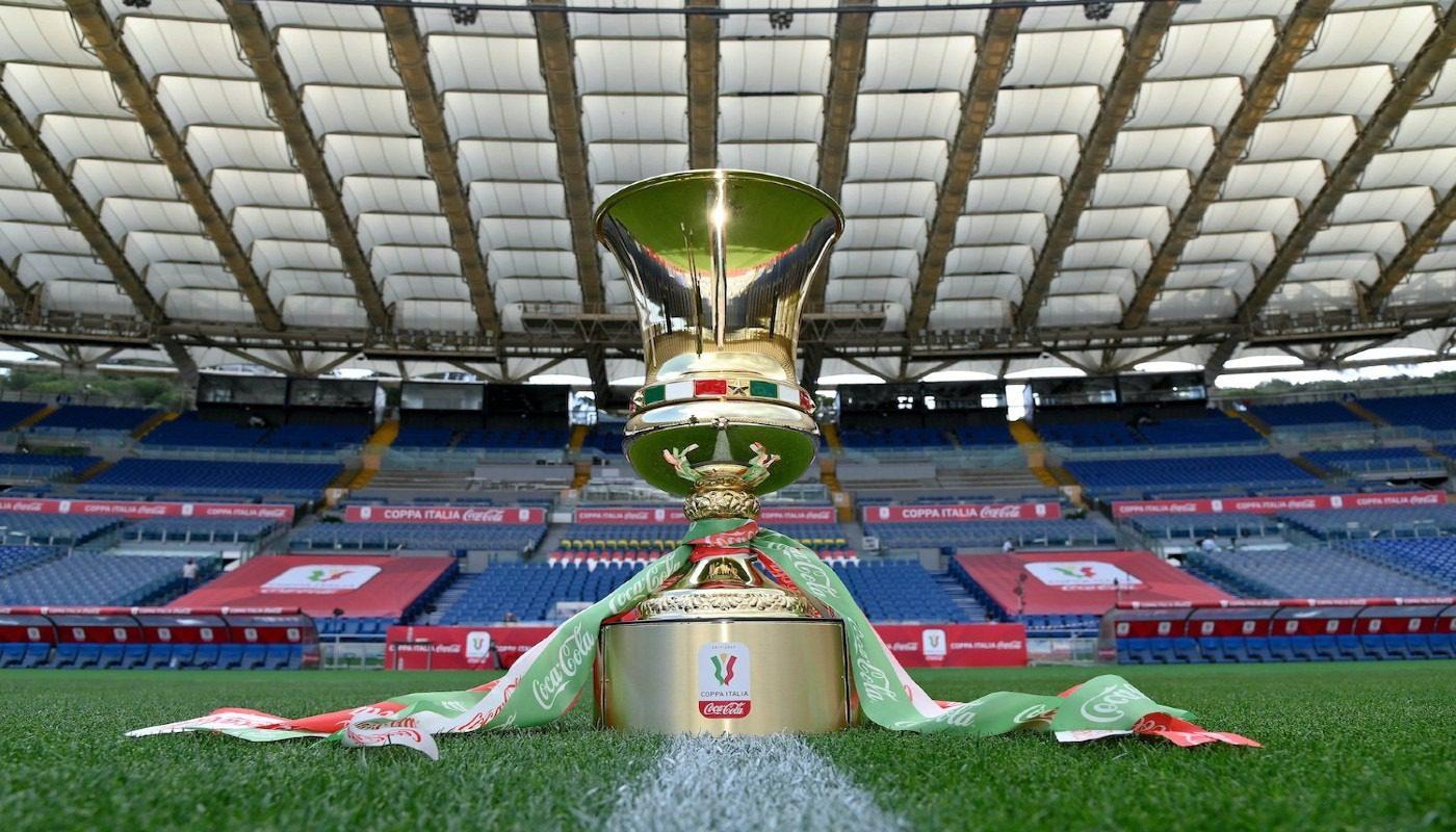 Roma Spezia Coppa Italia