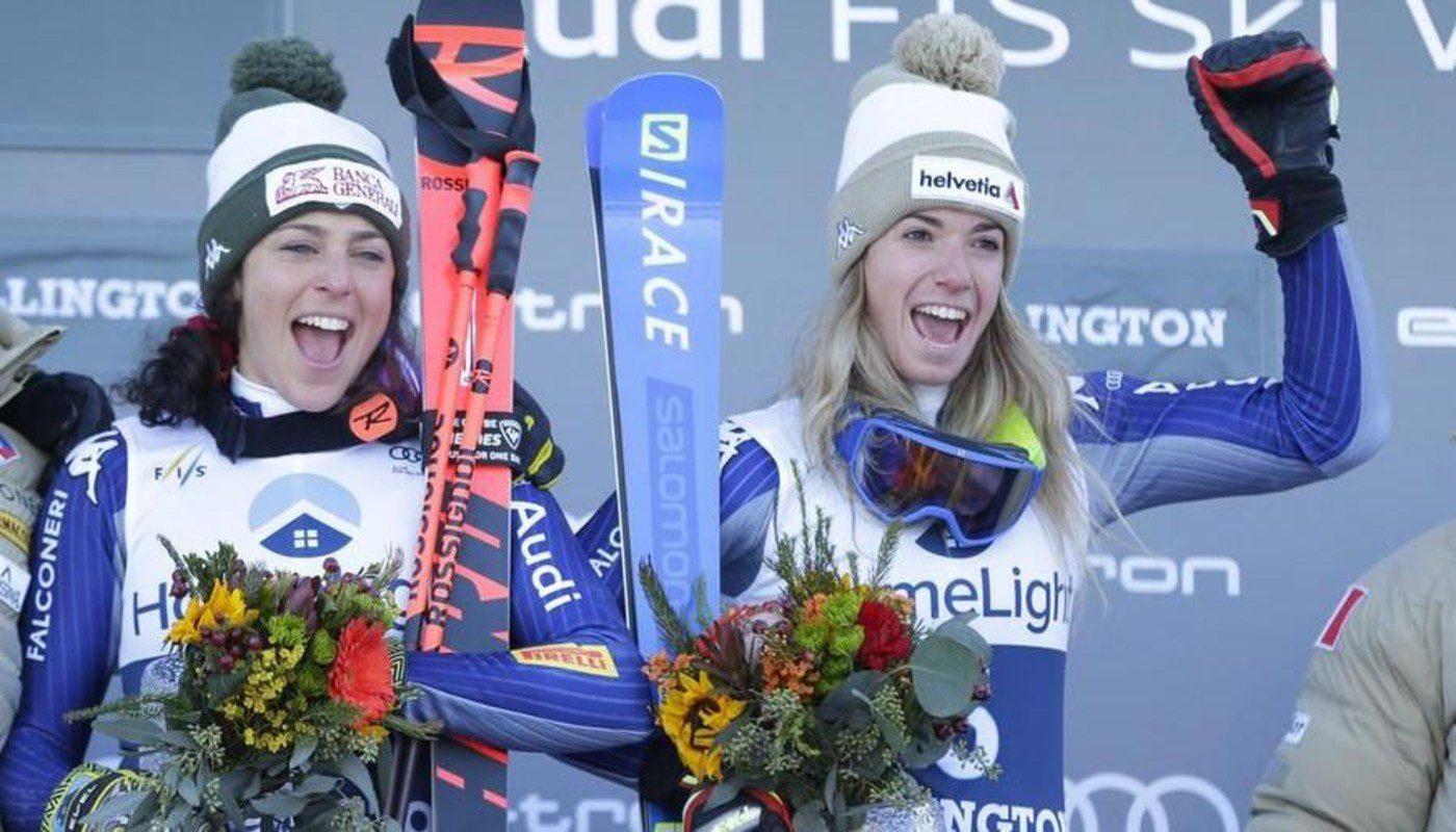 Coppa del mondo sci femminile
