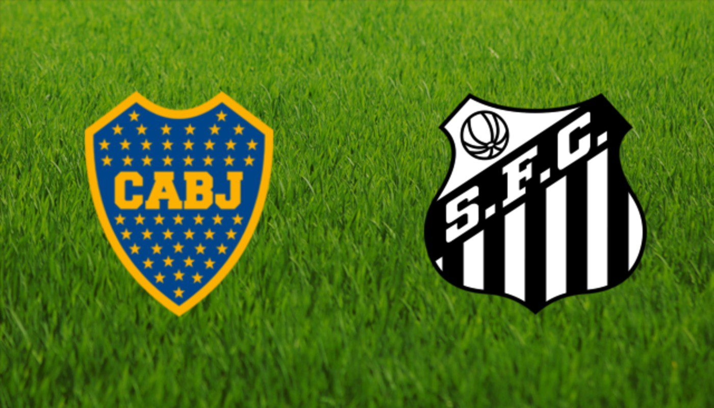 boca junior vs santos live