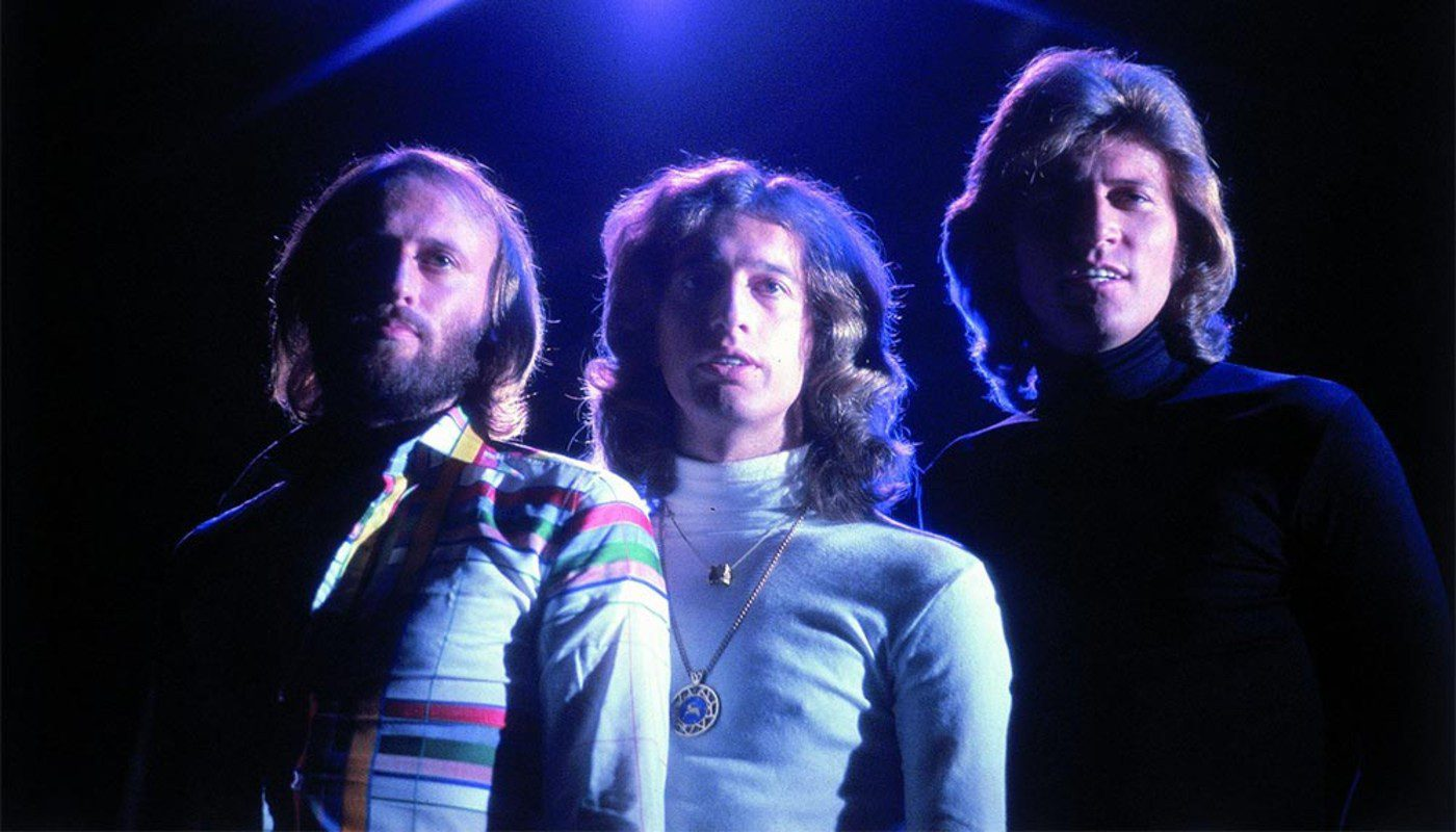 Bee Gees ultimo live