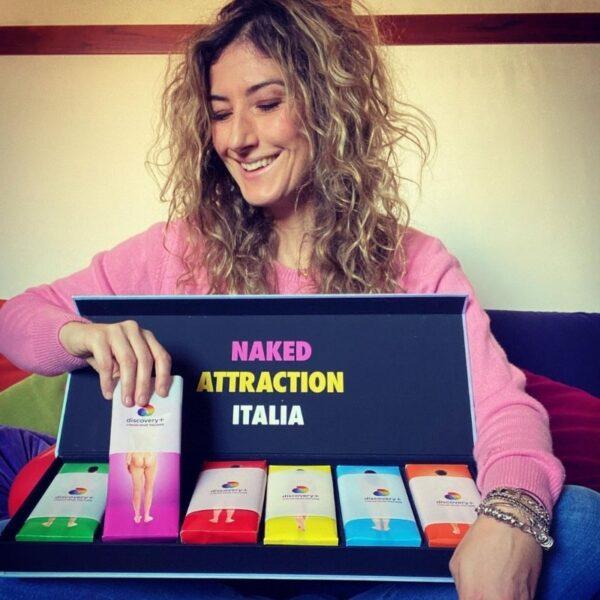 Naked Attraction sbarca in Italia, cosè il dating game e