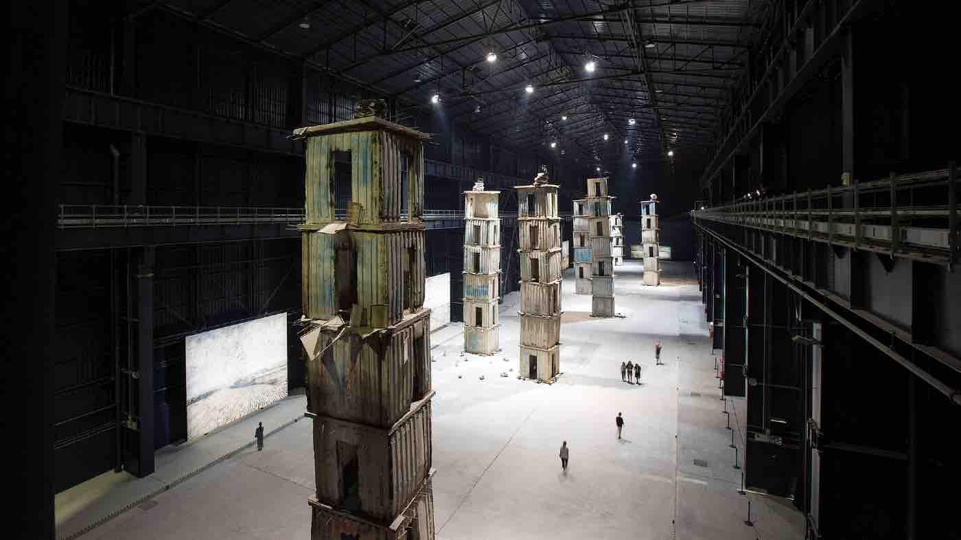 Pirelli Hangar Bicocca riapre al pubblico con una mostra di Neil Beloufa