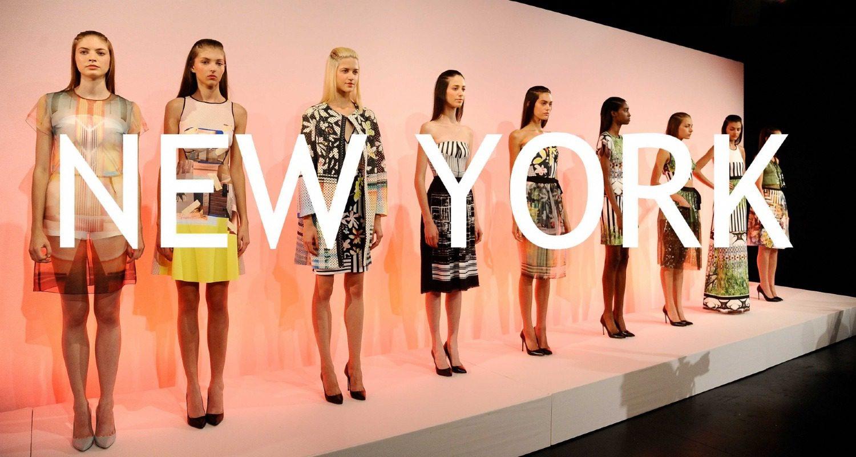 New York Fashion Week calendar