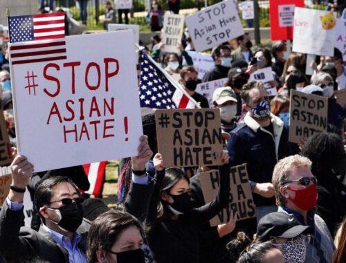 odio contro asiatici