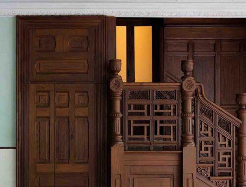 """""""China Cabinet"""" di Theaster Gates a Prada Rong Zhai, Shanghai"""