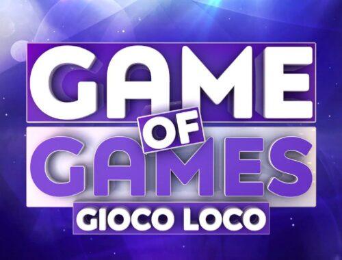 game of games 21 aprile