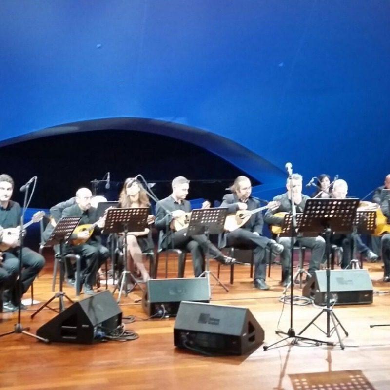 Napoli Mandolin Orchestra