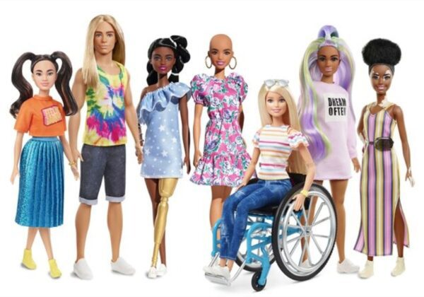 Barbie opere d'arte