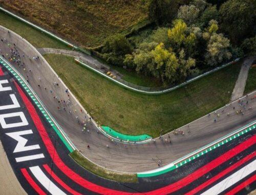 F1 GP Imola Emilia Romagna 2021