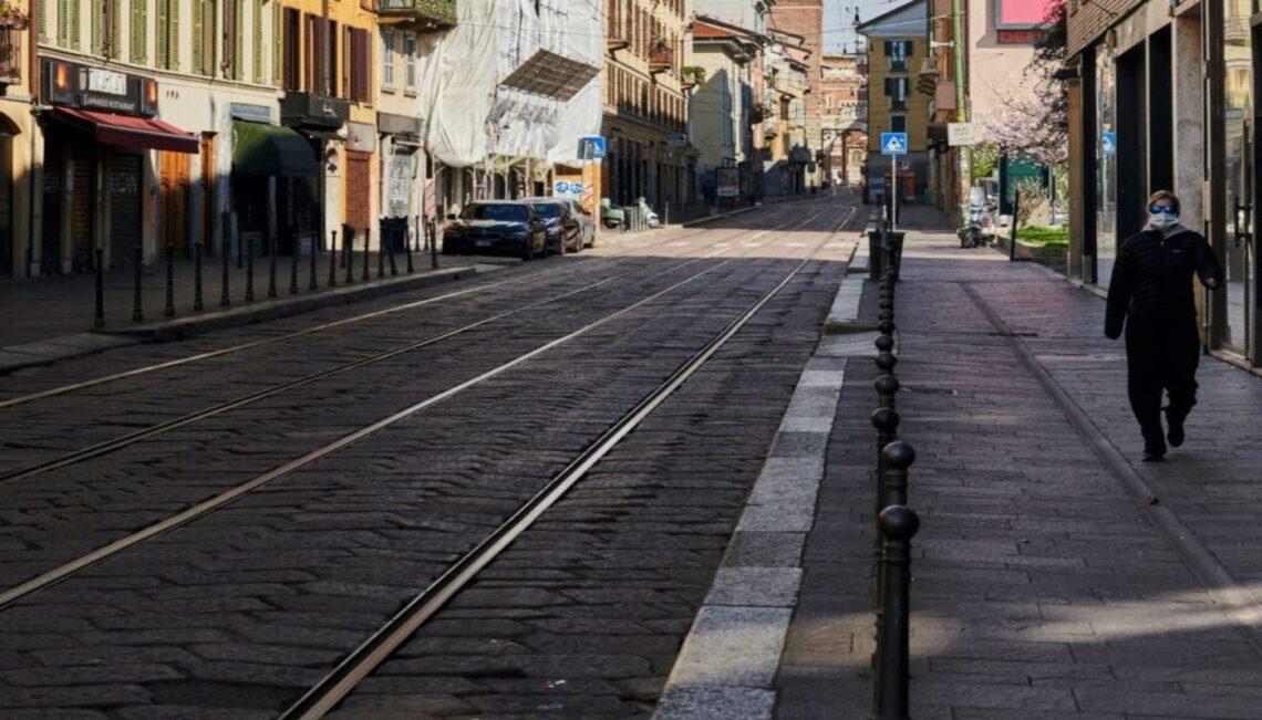 italia zona rossa chiusure