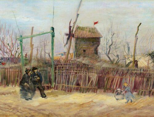 Sotheby's Van Gogh Montmartre