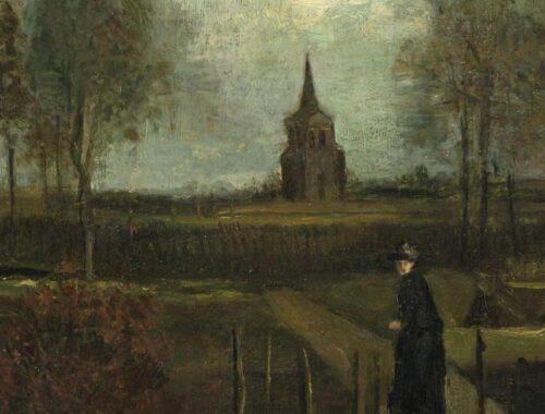 furto Van Gogh