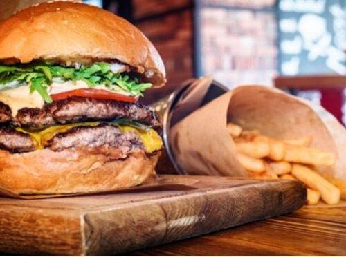 hamburger delivery