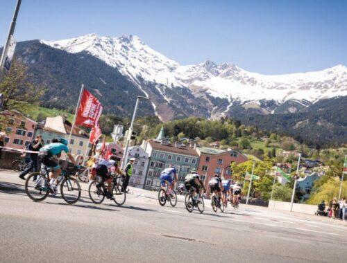 prima tappa tour of the alps
