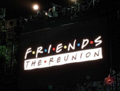 friends the reunion quando esce